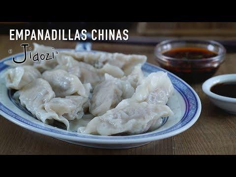 "Empanadillas Chinas o ""Jiaozi"" para el frío - Chinese Dumplings"