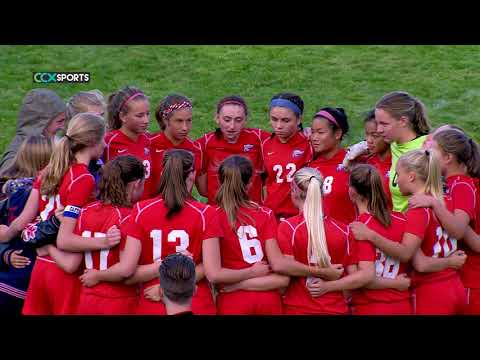 Armstrong vs. Totino-Grace Girls High School Soccer