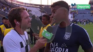 Alianza Lima campeón 2017: Miguel Araujo y sus impresiones del título