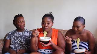 Spicy Noodles Challenge Jamaican Style