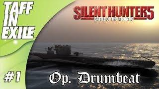 Silent Hunter 5 | Battle of the Atlantic | Starting Operation Drumbeat!