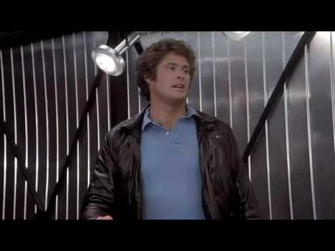 Knight Rider 1982 - 1986 Opening and Closing Theme (With Snippets) Blu-Ray