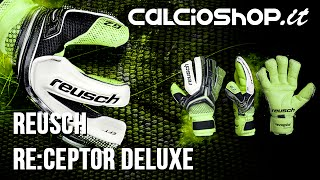 Review Reusch - Re:Ceptor Deluxe