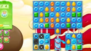 Candy Crush Jelly Saga Level 326 Hard Level NO BOOSTER