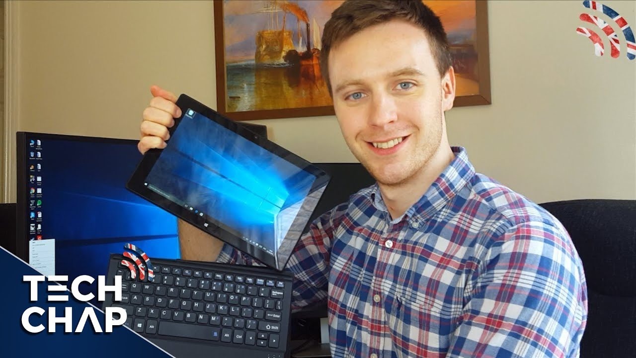 Haier Pad W103 Review Windows 10 Tablet Laptop Youtube