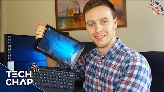 Haier Pad W103 Review | Windows 10 Tablet Laptop