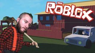 Roblox in Polish-Lumber Tycoon 2 #1/Plaga || Diabeuu