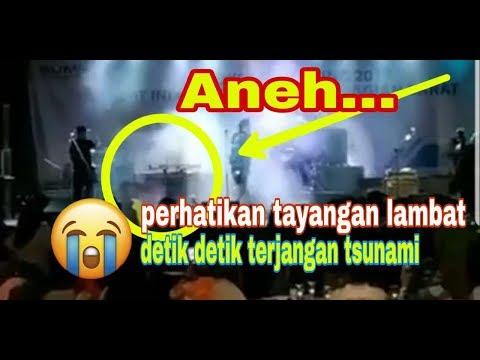 detik detik konser grub band seventeen diterjang tsunami