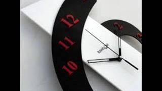 Random Perfect Six ( 30X25cm) Polymer Wall Clock
