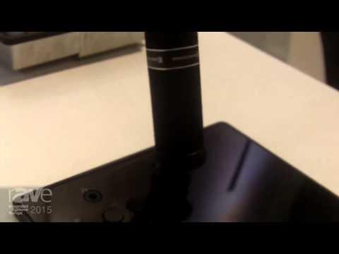 ISE 2015: beyerdynamic Shows Orbis Vertical Array Microphone
