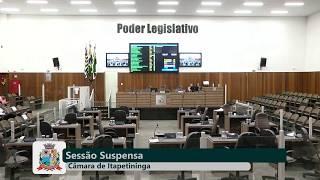 11ª Sessão Ordinária - Câmara de Itapetininga