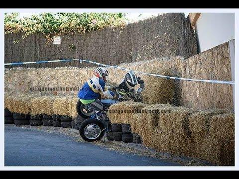 CARRETONS PORTALS NOUS 2017 accidentes carrilanas soapbox derby crashes gravity racing descenso