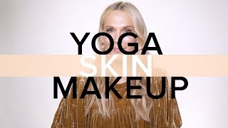 Yoga Skin: The Latest Glowy Makeup Trend | Molly Sims