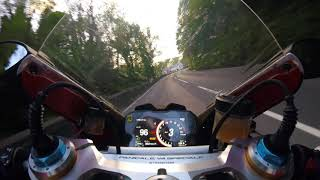 Michael Rutter on board the Ducati Panigale V4 Speciale - PART 1