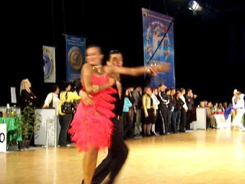 IDSF World Junior 2 Latin 2008 (Final)
