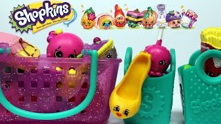 Dostawa do butiku - Shopkins - sezon 3 - bajka po polsku