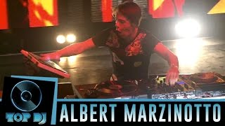 Il dj set integrale di ALBERT MARZINOTTO, in finale a TOP DJ 2015