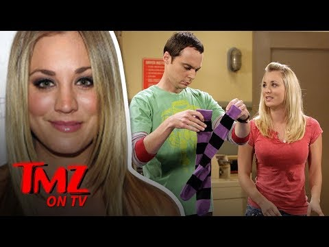 Kaley Cuoco Says Big Bang Theory Made Science Sexy | TMZ TV