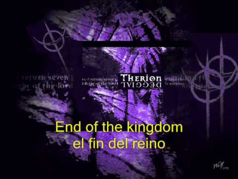 Eternal Return (Therion) traducido al español & lyrics