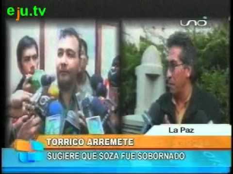 """Fiscal Marcelo Soza fue sobornado"""""""