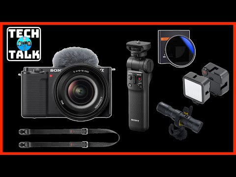 Sony ZV-E10 Vlog Camera, Must Have Accessories 👍🏼😃📷