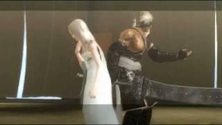 Nier - Final Boss and Ending A