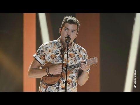 John Lingard Sings Riptide | The Voice Australia 2014