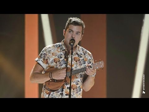 John Lingard Sings Riptide   The Voice Australia 2014