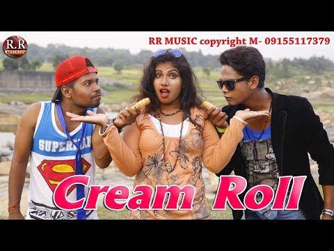 CREAM ROLL | क्रीम रोल | New Nagpuri Song Video 2018 | Singer- Bhawani | Dennis reema