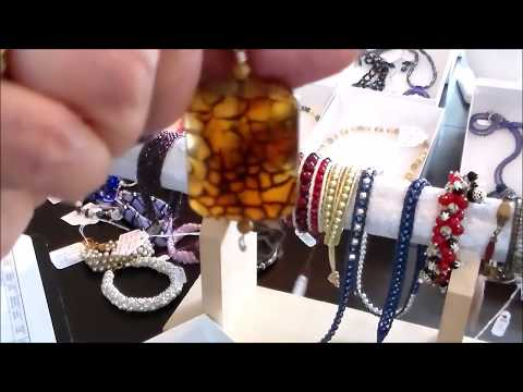 Sparkling Jewelry Studio Sales RP ASMR BINAURAL HD