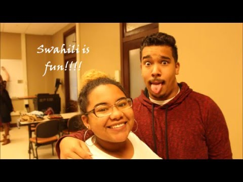Swahili students | University of Mississippi (Ole Miss)- Eng Subtitles