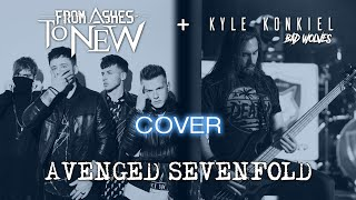 Avenged Sevenfold Nightmare - From Ashes to New ft. Kyle Konkiel (Quarantine Cover) YouTube Videos