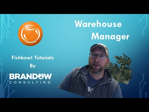 Warehouse Manager Picking Role - Fishbowl Inventory Tutorial