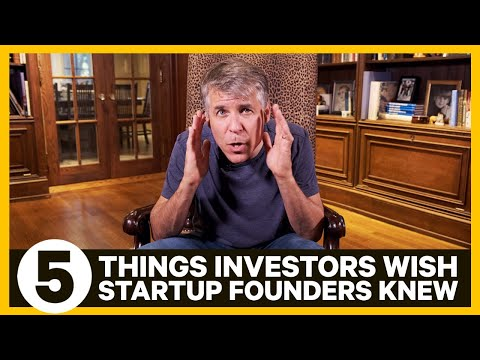 5 Things VC Investors Wish Startup Founders Knew Before Their Pitch | Dose 025