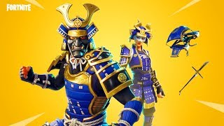 MUSHA & HIME FREE GIVEAWAY! | *NEW* MUSHA & HIME LEGENDARY SKINS! | Fortnite Battle Royale!