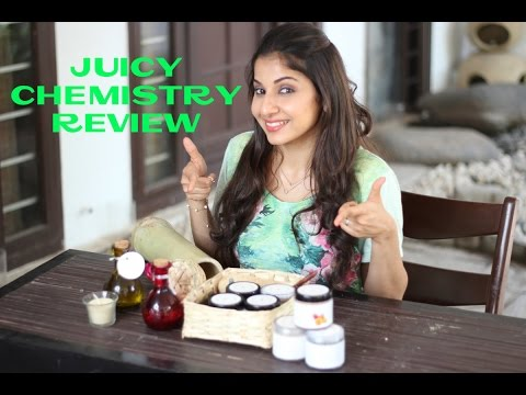 Juicy Chemistry Review | Organic Products | India