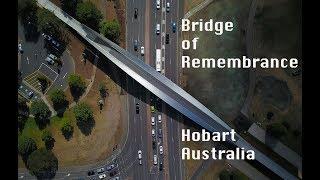 Bridge of Remembrance Hobart Tasmania