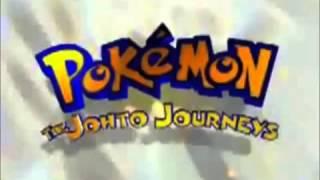 Pokémon Johto Journeys Theme Song Full(lyrics)