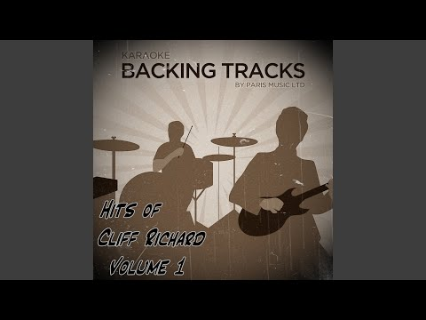Bachelor Boy (Originally Performed By Cliff Richard) (Karaok