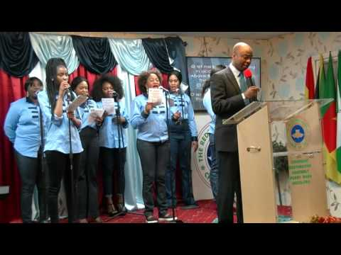 RCCG CRA PERRY BARR - O Jesus, I have promised hymn