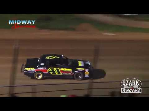 LEBANON MIDWAY SPEEDWAY - BOMBERS - FEATURE   7-3-18