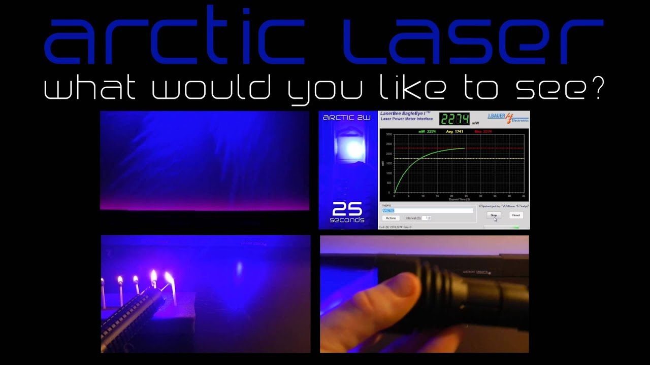 Wicked Lasers S3 Spyder III Arctic blue laser is the world's most powerful handheld laser you can legally own. Updated with fully variable power control, feel the power with up to Watts of laser energy.