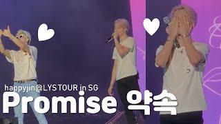 Download 190119 BTS _ Promise LIVE (약속 live) @LYS tour