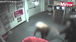 Fifty Shades of Grey: CCTV captures couple having sex in erotic museum at film-inspired event