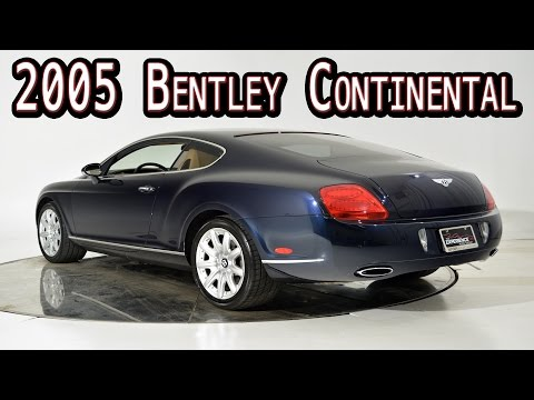 2005 Bentley Continental - Cars in Auction by O Brazil de fora do Brasil