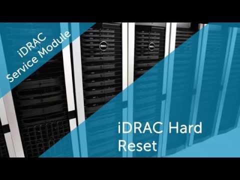 iDRAC Hard Reset - YouTube