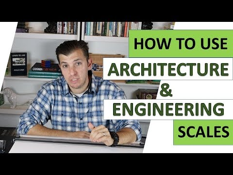 How To Use Architect's & Engineer's Scales