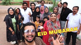 EID VLOG WITH FAMILY || EID MUBARAK🌙 || ASHNA & SALEEL || EPISODE 134
