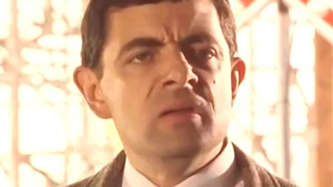 Bumping Bean | Funny Compilation | Classic Mr. Bean