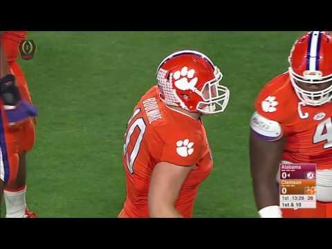 Alabama vs. Clemson - 2015 National Championship - Eli Gold Call